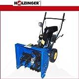 Holzinger Benzin Schneefräse - 2