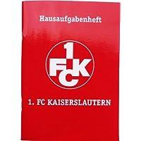 HAUSAUFGABENHEFT HEFT 1. FC KAISERSLAUTERN 1. FCK NEU