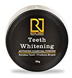 Best Teeth Whitening Products - Royal Needs Coconut Shell Activated Charcoal Instant Teeth Review