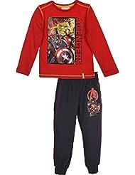 Kinder Marvel The Avengers Jogging Anzug