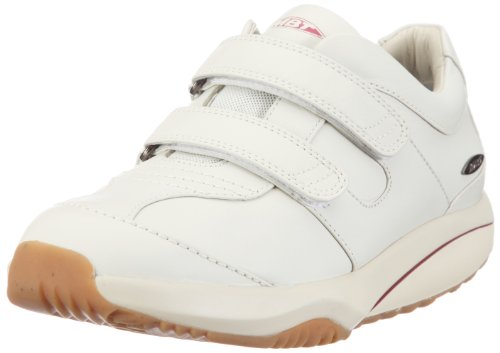 MBT  Karibu w white, mocassins femme Blanc - Weiss (White 16)