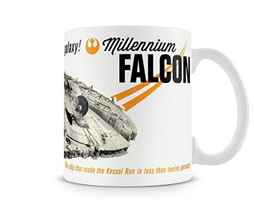 TSP Star Wars - Millennium Falcon (Stadt Party Ren Kostüm Kylo)