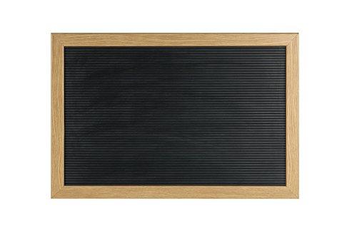 bi-office-lem0203233-tablero-de-letras-con-marco-de-madera-600-x-450-mm