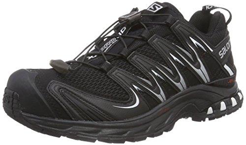Salomon XA Pro 3D W - Zapatillas para mujer, Negro (Black /     Black