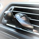 AutoScheich Navi Lüftung Halterung Halter für Garmin Essential nüvi zumo dezl Streetpilot Kugelkopf 17mm