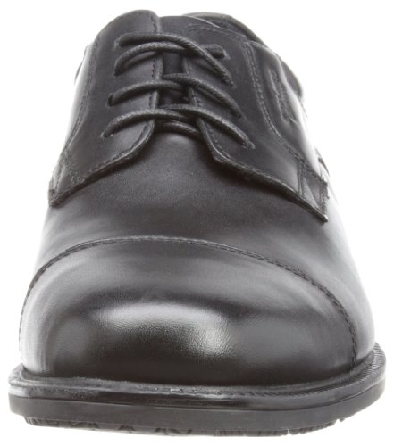 Rockport Esntial Dtl Wp Cptoe, Scarpe Stringate Uomo Noir (nero)