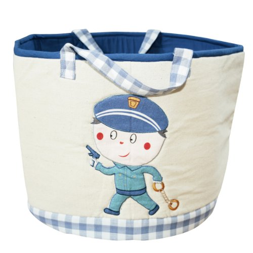 """Kidsley - Bolsa de juguetes """"Gendarmes et voleurs"""" (Le Petit Nouveau 022)"""