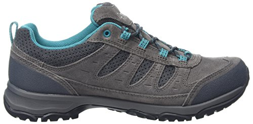Berghaus Damen Expeditor Active AQ Tech Shoes Trekking-& Wanderhalbschuhe Mehrfarbig (Grey/blue)