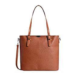 Lino Perros Tan Leatherette Handbag