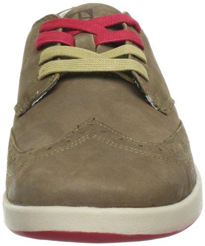 Cat Footwear SANO P715940, Scarpe stringate basse uomo Marrone (Braun (Treemos))
