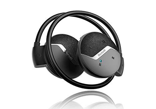 OPAKY Nackenbügel Wireless Bluetooth V4.0 + EDR Stereo-Kopfhörer Sportkopfhörer,für iPhone, iPad, Samsung, Huawei,Tablet usw
