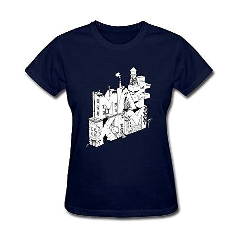 UKCBD Matt Kim 2016 World Tour Concert T Shirt for Women
