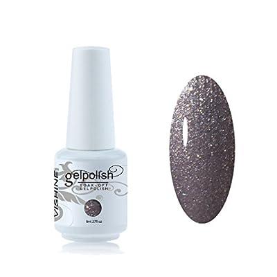 Vishine Gelpolish Soak-off Nail Art UV LED Nail Polish Salon 8ml ManicureC005