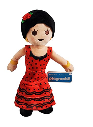 Peluche Sevillana de Playmobil