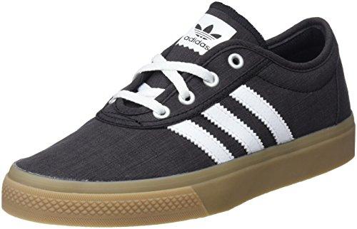 Adidas Adi-Ease, Zapatillas de Deporte para Hombre, Negro (Negbas/Escarl/Ftwbla 000), 42 2/3 EU