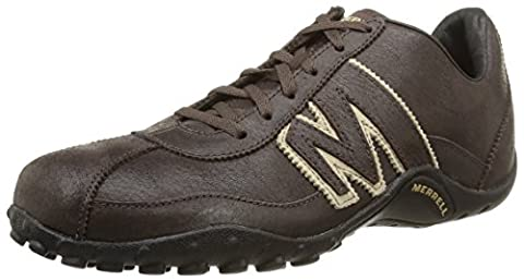 Merrell Sprint Blast Ltr, Derby homme, Marron (Dark Chocolate), 41 EU