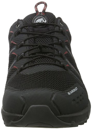 Mammut T Aenergy Low Gtx, Chaussures de Randonnée Basses Homme Multicolore (Black-dark Lava)