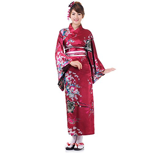 Wie kann ich selbst einen Japanischen Kimono Nähen? - Kimono.de