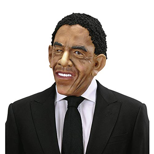US Präsident Maske Fasching ()