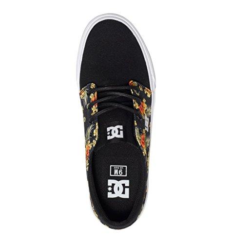 DC Shoes Trase Sp M, Baskets Basses homme Noir - Black Graphic