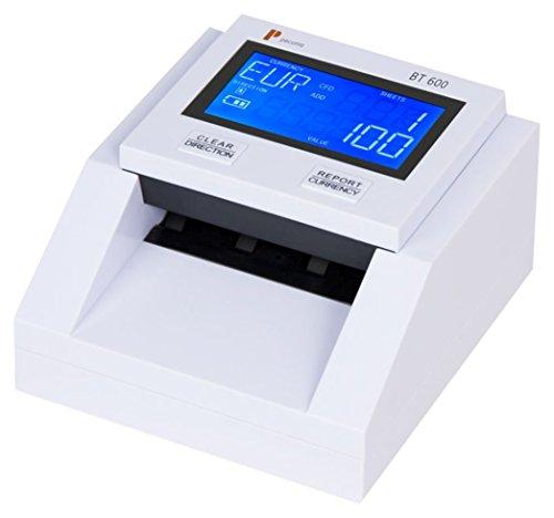 HBW Cash Solutions BT600Pecunia–Detector de billetes falsos