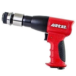 Aircat 5100-a-t Composite Air Hammer, rot/schwarz