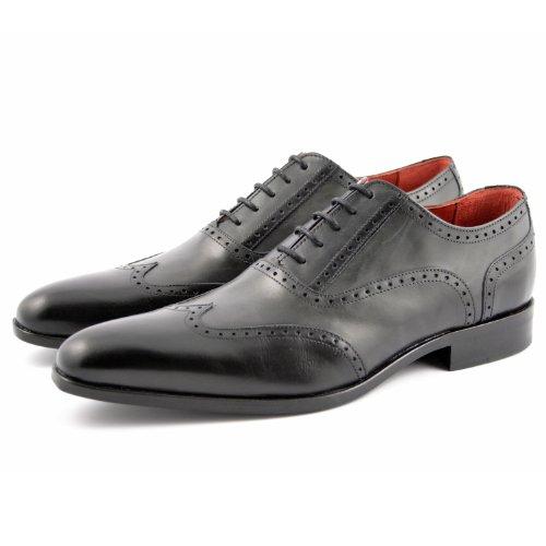 Exclusif Paris Capone, Chaussures homme Chaussures de ville Noir