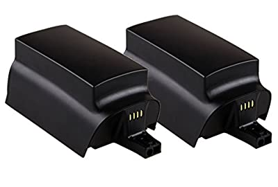 2 X 2500mah Upgrade Replacement Rechargeable Battery Packs for Parrot Bebop Drone 3.0
