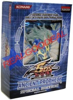 Yugioh Ancient Prophecy Special Special Special Edition SE Pack [Toy] [Toy] | Attrayant De Mode