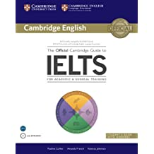 By Pauline Cullen - The Official Cambridge Guide to IELTS Student's Book with Answers with DVD-ROM (Pap/Dvdr S)