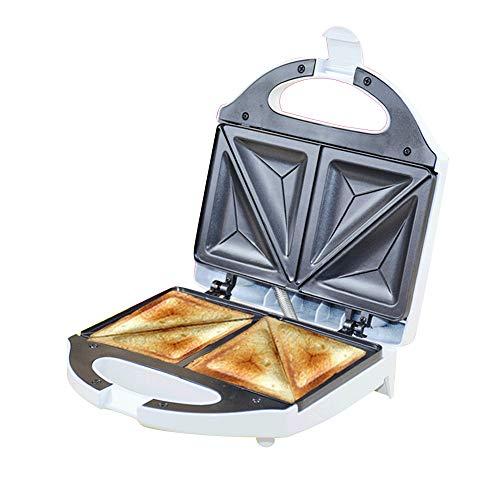 ZUEN Elektrische Mini-Mini-Sandwich-Hersteller, die Panini-Platten-Waffel-Toaster-Frühstücks-Grill-Ofen-Grill (Panini-toaster)