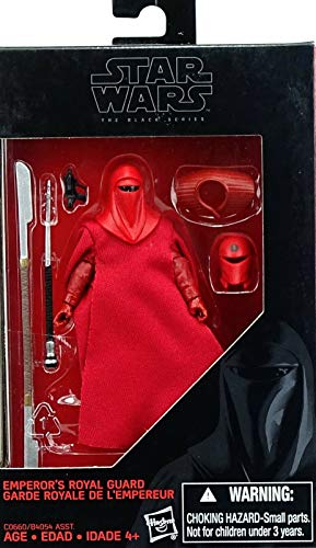 d (3,75 Inch) Star Wars The Black Series von Hasbro ()