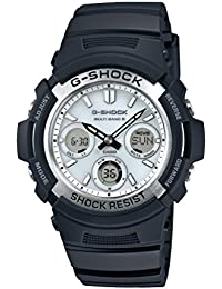 Casio G-Shock Herrenuhr Analog/Digital Quarz mit Resinarmband – AWG-M100S-7AER