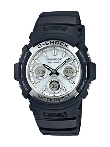 Casio G-Shock Herren-Armbanduhr AWGM100S7AER Casio Solar 2015