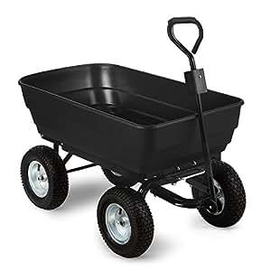 waldbeck black elephant handwagen gartenwagen robuste wagenschale 400 kg belastbarkeit. Black Bedroom Furniture Sets. Home Design Ideas