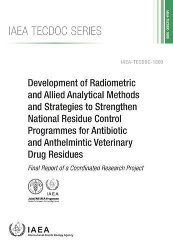 DEVELOPMENT OF RADIOMETRIC & A (IAEA TECDOC Series)
