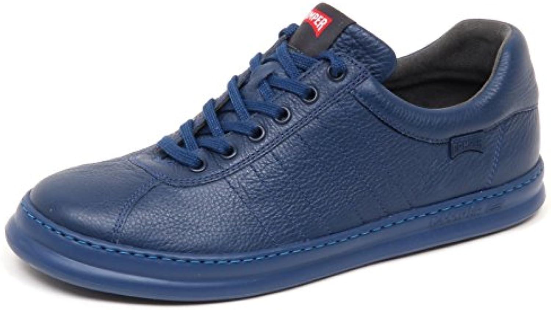 D9556 (Without Box) Sneaker uomo BLU Camper Scarpe Shoe Man -