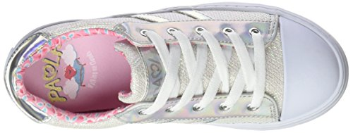 Pablosky 943200, Chaussures Fille Blanc