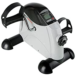 Ultrasport Mini Bike , Arm- und Beintrainer, Heimtrainer, Minifahrrad, MB 100
