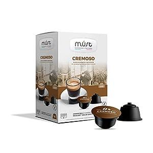 Must Espresso Italiano 96 Capsule Compatibili Dolce Gusto Cremoso - 6 confezioni da 16 capsule
