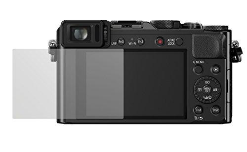 dipos I 6X Schutzfolie matt passend für Panasonic Lumix LX100 Folie Displayschutzfolie