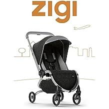 Cochecito ZIGI: El cochecito compacto para los viajeros más exigentes