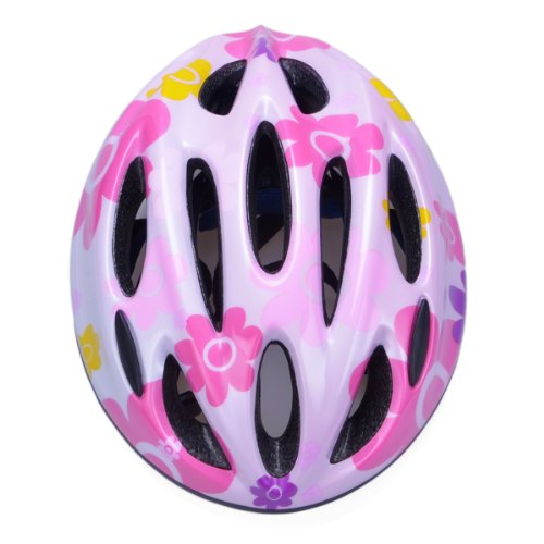 childrens-helmet-cycling-skating-scooter-bike-helmet-in-pink-size50-60cm