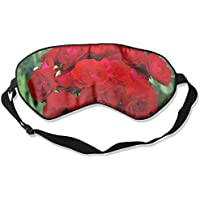 Red Rose 99% Eyeshade Blinders Sleeping Eye Patch Eye Mask Blindfold For Travel Insomnia Meditation preisvergleich bei billige-tabletten.eu