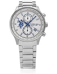 US Polo Association Reloj de cuarzo Man USP4414ST 44 mm