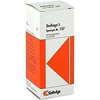 SYNERGON KOMPLEX 157 Badiaga S Tropfen 50 ml preisvergleich bei billige-tabletten.eu
