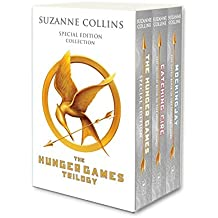 Hunger Games Trilogy (white anniversary boxed set CANCELLED