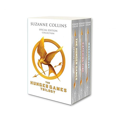 The Hunger Games: Special Edition Box Set (Games Ds-hunger)