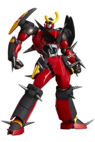 Tengen Toppa Gurren Lagann Revoltech #058 Super Poseable Action Figure Gurren... (japan import)