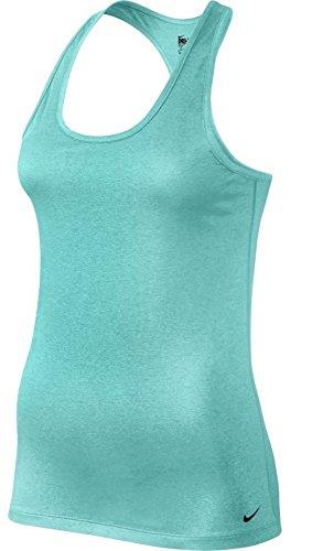 Nike Balance Débardeur pour femme bleu/vert